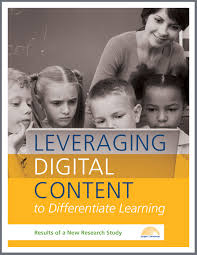 Advertising Research Paper Research Results Leveraging Digital Content To Differentiate Learning