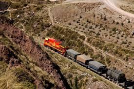 cerro de pasco noticias de cerro de pasco diario correo vía férrea lima cerro de pasco huancayo está 100 operativa