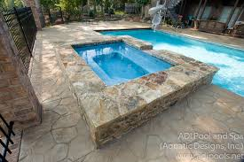 Backyard Pool With Slide - residential u2014 adi pool u0026 spa residential and commercial pools
