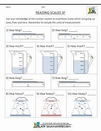 4th grade measurement worksheets maths year 7 printable math