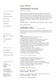 office resume template office administrator curriculum vitae office administrator