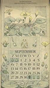 botanical calendars 179 best calendars images on calendar nouveau and