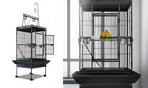heat l for bird aviary metal aviary bird cages groupon