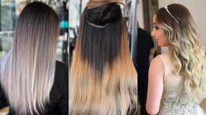 hair color trends top 10 most popular women s hair color trends 2018 youtube