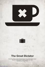 the great dictator movie poster pictogram pictures freaking news