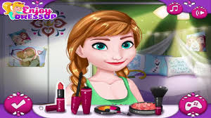 princess makeup royal vs modern style ariel rapunzel belle anna
