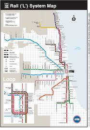 Dart Rail Map Chicago Train Map Kemerovo Me