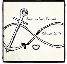Love Anchors The Soulnautical Anchor - faith and nautical tattoo loving you achors the soul tattoo
