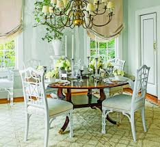 Chippendale Dining Room Set by Chinoiserie Chic July 2015