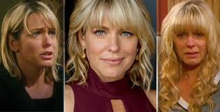 nicole from days of our lives haircut final words arianne zucker bids goodbye to nicole this week
