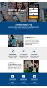 design home page online home loan online application modern landing page design home