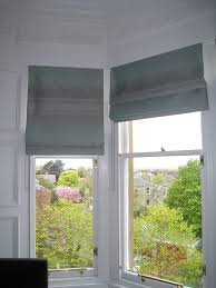 roman blinds for bay windows u2013 ines interiors