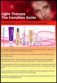 red light therapy skin benefits red light therapy