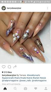 10726 best nails that i love images on pinterest acrylic nails