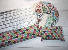 Matching Desk Accessories Gold Mouse Pad Keyboard Rest And Or Wrist Rest Mousepad Set Pink