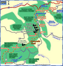 13 best hiking recreation maps images on trail maps