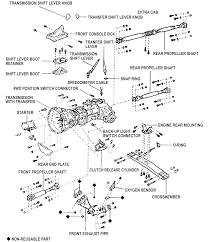 repair guides manual transmission transmission assembly