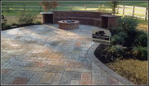 Sted Concrete Patio Design Ideas Sted Concrete Patio Maintenance Patios Home Decorating