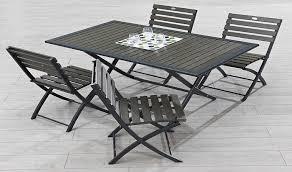 table jardin pliante pas cher table de jardin en bois pliante pas cher remc homes