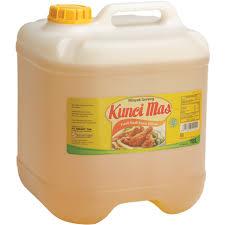 Minyak Kelapa 5 Liter kunci mas jerrycan png