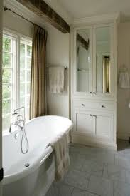 Bathroom Vanity With Linen Cabinet Freestanding Cabinet For Craft U0026 Linen Storage Linen Spray