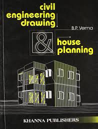 buy civil engineering drawing and house planning book online at