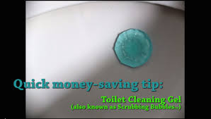 Dow Bathroom Cleaner by Quick Money Saving Tip Toilet Cleaning Gel Also Know As