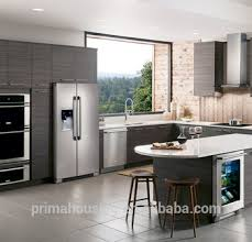Barn Board Melamine Modern Kitchen Cabinets Design Buy Modern - Kitchen cabinets melamine