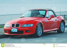 red bmw red bmw sportscar editorial image image of made expensive 54702480