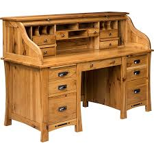 Secretary Desk For Desktop Computer Amish Desks Amish Furniture Shipshewana Furniture Co