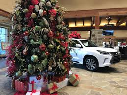 white lexus with red bow why we love december to remember and think you should too u2013 north