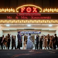 wedding venues spokane weddings at the fox fox theater