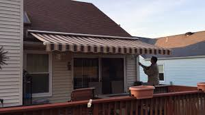 Retractable Awnings Tampa Products Sunsetter Tampa Bay