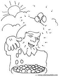 counting coins coloring pages