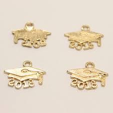 graduation cap charm 20pcs 18 15mm kc gold 2018 charm graduation cap charm pendants for