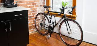 clug the perfect bike storage rack for your tiny apartment