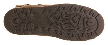 ugg noira buckle calf boots lyst ugg noira calf boots in brown