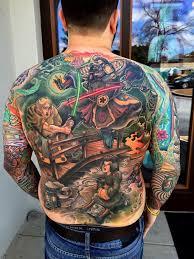feudal star wars japan tattoo neatorama