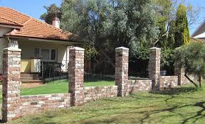 bricklayers garden wall brickwork services australia