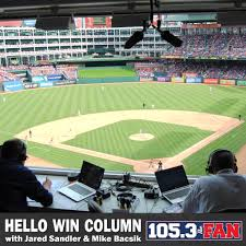 105 3 the fan listen live audio cbs dallas fort worth