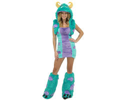 Mike Halloween Costume Sully Halloween Costume