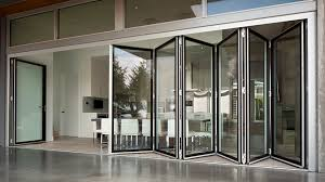 Foldaway Patio Doors Collapsible Glass Wall Smart Furniture