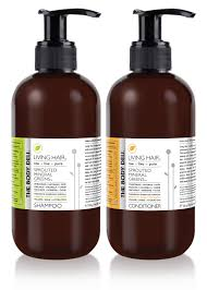 living set living hair set 12 oz