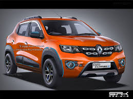 renault cars kwid renault kwid climber by srk designs on deviantart