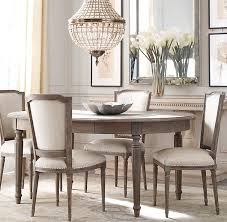 restoration hardware oval dining table 995 on sale regular 1 299 72 oval with a 20 leaf also a 48