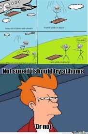 Fall Meme - free fall expert by dieg01993 meme center