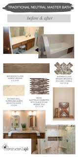 traditional neutral master bath construction2style