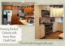 Annie Sloan Chalk Painted KITCHEN CABINETS Best Kitchen Ideas - Painting kitchen cabinets annie sloan chalk paint