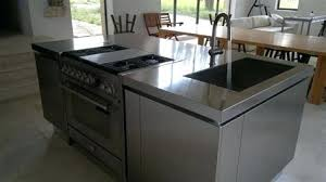 cuisine avec ilot central evier evier plaque de cuisson exceptional cuisine avec ilot central plaque