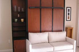Bed Sofa Ikea Bed Stunning Murphy Bed Sofa Save Small Space In A Bedroom Using